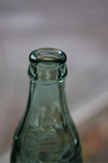 Vintage Coca Cola Soda Bottle Green Madisonville KY
