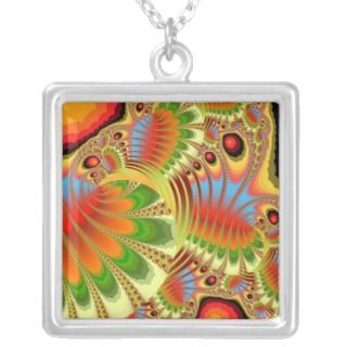 FALL FOLIAGE ~ Necklace/Pendent