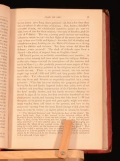 1849 Historical Essays by Lord Mahon Joan of Arc Mary Queen of Scots