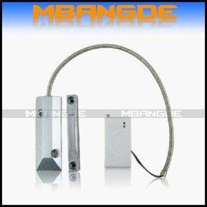Wireless Magnetic Door Windows Sensor Alarm,Door Magnetic Contact For