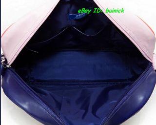 Adidas ADICOLOR Airline Bag Purple Pink Shoulder Flight
