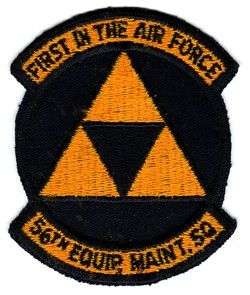 56th Equipment Maintenance Squadron Patch