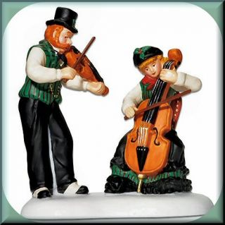 Making Wonderful Music New Department Dept 56 Dickens Village D56 DV