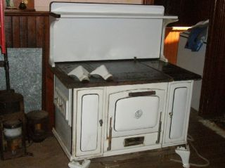 Stoves, Unrestored, Cookstoves, Wood stoves, Gas stoves