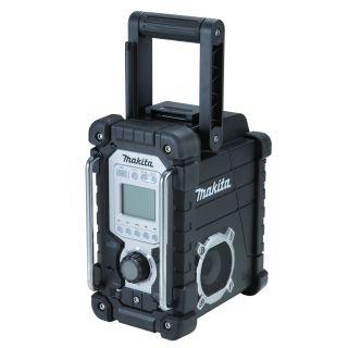 Makita LXRM03B 18V Cordless Li ion FM Am Jobsite Radio iPod Docking