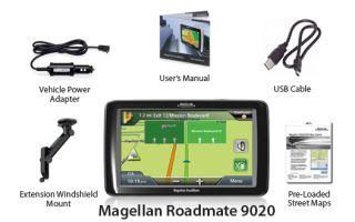 Magellan Roadmate 9020T GPS 7 Screen Lifetime Traffic Updates