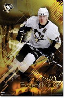 NHL Pittsburgh Penguins Evgeni Malkin Poster