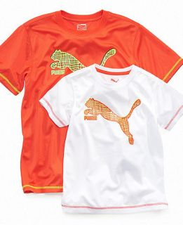 Puma Kids Shirt, Boys Goal Tee   Kids Boys 8 20