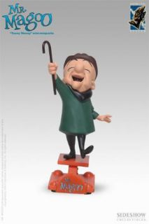 Mr Magoo Figure Statue Electric Tiki Sideshow