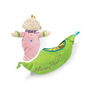 Manhattan Toy Snuggle Pod Baby Pea Brand New