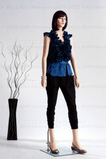 amt mannequins standing female mannequin model mia