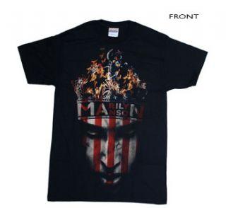 Marilyn Manson Crown T Shirt