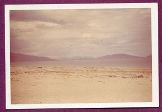 1968 Vietnam Cam Ranh Bay Coast on Air Force Base Photo