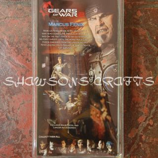 NECA Gears of War 7 Action Figure Marcus Fenix