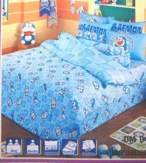Duvet Cover Comics Mangas Cartoons Doraemon Bed Bedding