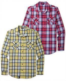 Nautica Big and Tall Shirt, Milano Stripe Shirt