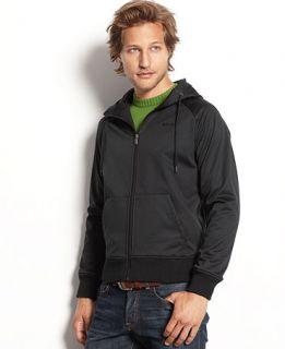 Weatherproof 32 Degrees Jackets, Soft Shell Polar Fleece Hoodie   Mens