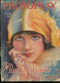 Photoplay Jun 1927 Delores Del Rio Marion Davies Mary Brian Hollywood
