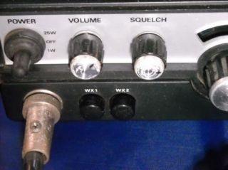 Vintage Shakespeare GBS 1200 Marine Radio VHF FM Radio