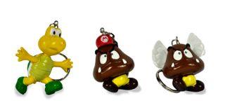 Set Nintendo Super Mario Bros Figure Key Chain 11pcs M103