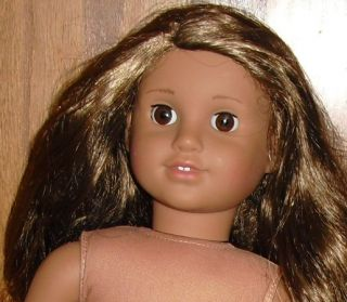 American Girl Limited Edition Marisol Doll Brunette