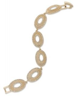 Charter Club Earrings, 14k Gold Plated Glass Stone Teardrop Earrings
