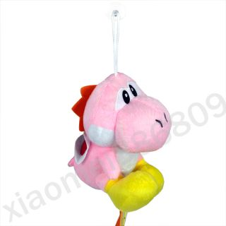 Super Mario Bros Yoshi 7 Plush Toy Doll M77 TM0182