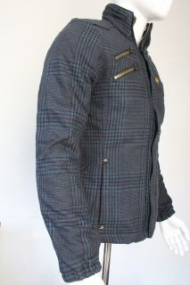 Star Raw Mens Tailored Dean Overshirt Jacket Sz. XXL Black $220 BNWT