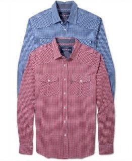 Ecko Unltd Shirt, Cambridge Plaid Shirt