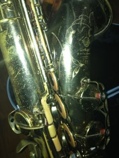 Selmer Mark VI Tenor Saxophone 112XXX Superb Player Amazing Sound Mark