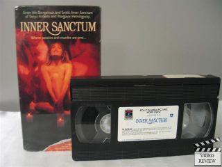 VHS Joseph Bottoms Tanya Roberts Margaux Hemingway 043396597037