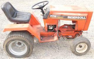 Case Ingersoll 3014 Briggs Stratton 14HP Engine Starter