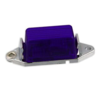 Dot SAEP293 Purple Marker Light Trucks Trailers Wired