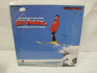 Laserdisc Ski Patrol Comedy Martin Mull