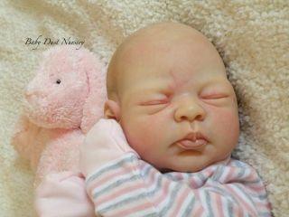 Baby Dust Nursery Reborn Doll Greta Elisa Marx