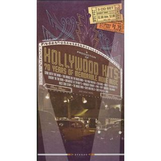 Hollywood Hits 70 Years of Memorable Movie Music 3 CD