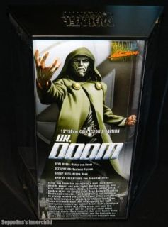 Marvel Studios Dr. Doom Masked Variant NEW 12 Action Figure 30