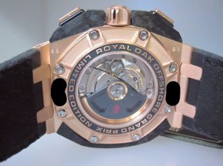 Audemars Piguet Royal Oak Offshore Grand Prix Limited Rose Gold