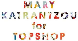 BNWT TOPSHOP Mary Katrantzou Silk Tunic Dress Top Size Medium M UK 14