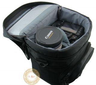 Pro Photo Camera Bag Case for Canon EOS 5D Mark II 550D 60D 600D 7D