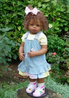 Masterpiece ♥ Jordyn ♥ Monika Levenig Doll 29 Brunette All Vinyl