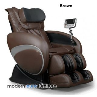 Gravity Massage Chair Recliner Osaki OS 3000 Shoulder Neck Massage