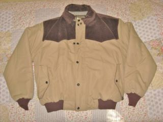 Remington Winter Jacket Coat Mens x Large Waist Length Wind Water