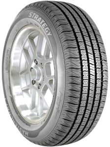 New Mastercraft Strategy White Wall 215 70 15 Tires