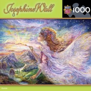 Masterpieces Josephine Wall Aurora Fantasy Jigsaw Puzzle 1000 PC