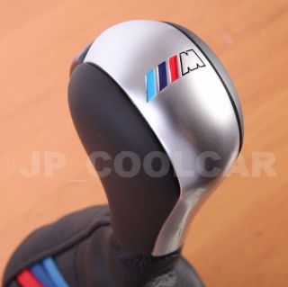 BMW M Tec Design Auto Matt Black Gear Shift Shifter Knob Z3 M3 x5 E53