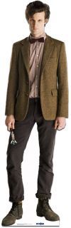 11th Doctor Who Matt Smith Lifesize Cardboard Cutout