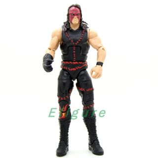 25ZK WWE Wrestling Mattel Elite 19 Kane Figure