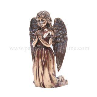 Praying Angel Statue Figurine Bethlehem Nativity Series Miracle Birth