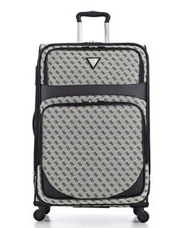 GUESS? Suitcase, 25 Luxury Road Rolling Spinner Upright   Luggage